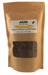 French Green Lentil Soup Kit