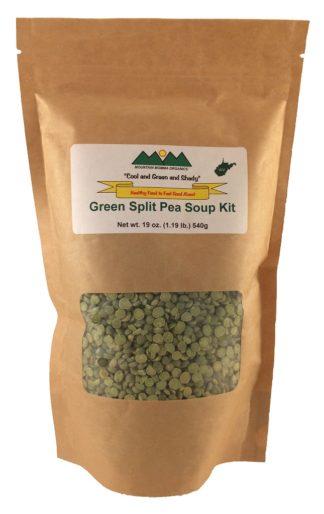 Green Split Pea Soup Kit
