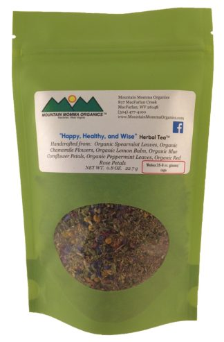 Happy, Healthy & Wise Herbal Tea