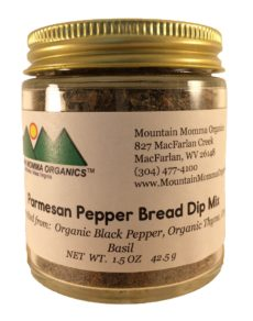 Bread Dip Seasonings