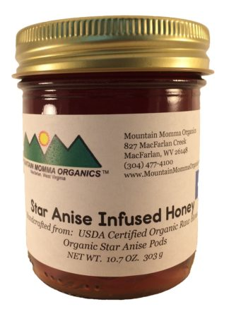 Star Anise Honey