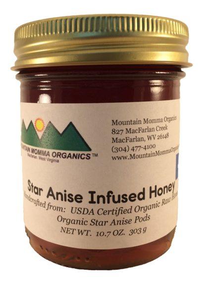 Star Anise Honey
