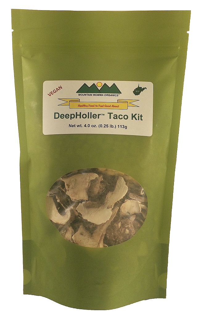 Deepholler Taco Kit Mountain Momma Organics