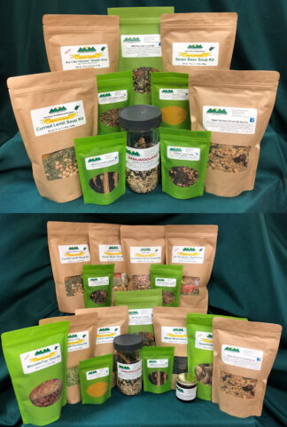 Organic Survival Kits